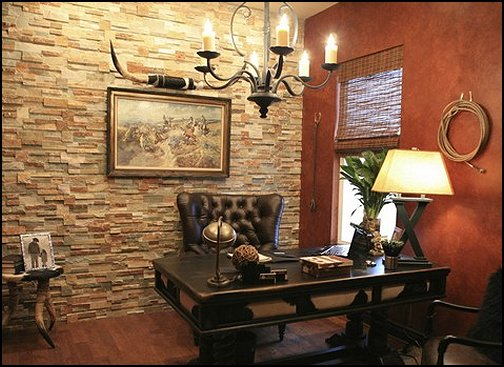 cowboy theme office-rustic style decorating cowboy western theme