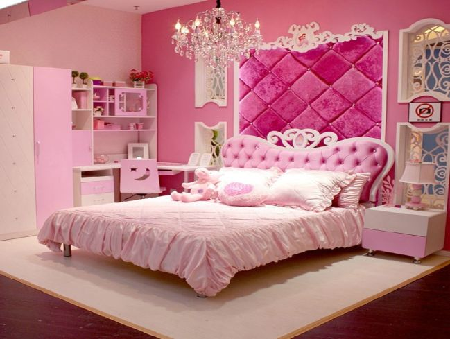How to add beautiful floor coverings to the home for Princess bedroom