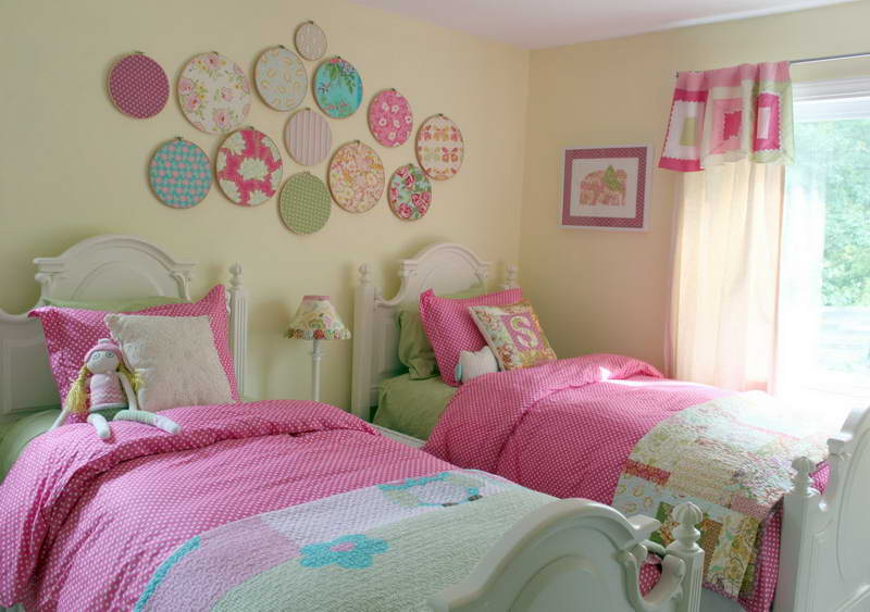 Little Girls Bedroom Ideas Vintage wall decorations for girl bedrooms > pierpointsprings