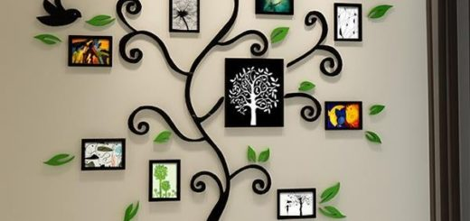 wall decor art