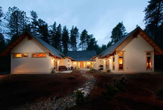 Start Your Personal Touch With The U Shape Type Home