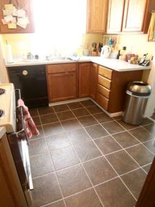 Ceramic Tiles kitchen floor