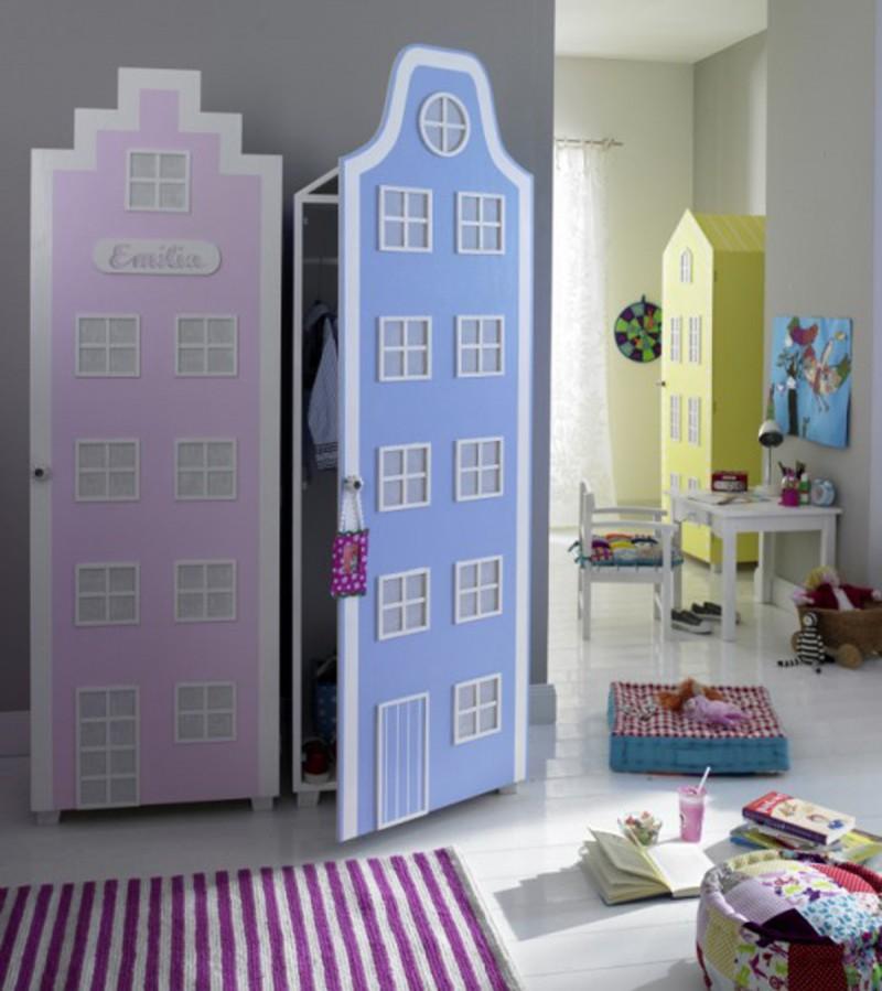 Wardrobe Décor For Kids