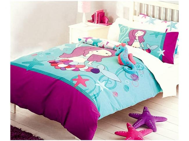 Mermaid Theme D 233 Cor For Kids Interior Designing Ideas