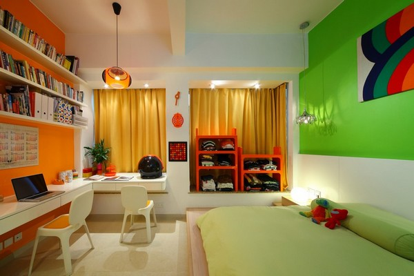 Rainbow home d cor interior designing ideas for Home design ideas hong kong