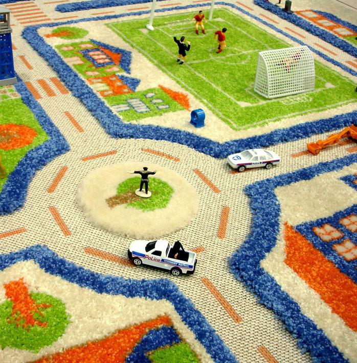 Themed Carpets For Kids