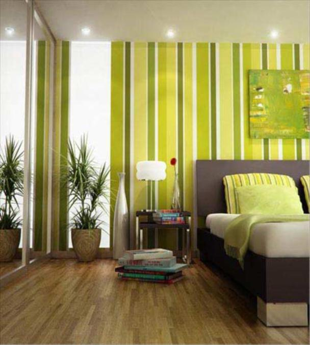 Merveilleux Green Also Represents Calmness, Money And Nature. Using Green Shades In  Your Bedroom Can Transform The Look Of The Bedroom Instantly.
