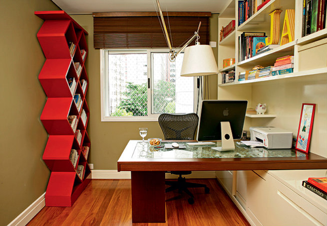 declutter small home office create storage on walls source declutter home office70 declutter