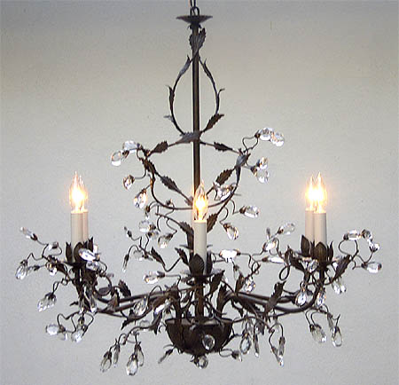 Ideal Decor Home with Chandeliers     Interior Designing Ideas LS16