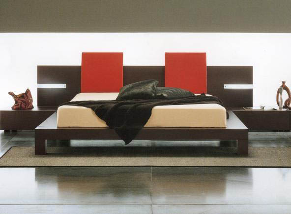 5 popular types of beds interior designing ideas - Designs of bed back ...