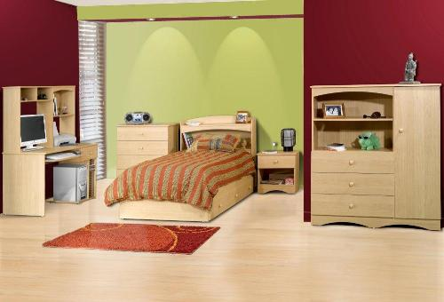 teenage bedroom colors interior designing ideas