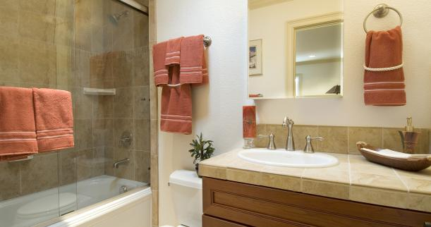 How to make guest ready bathroom interior designing ideas - Discount countertops indianapolis ...