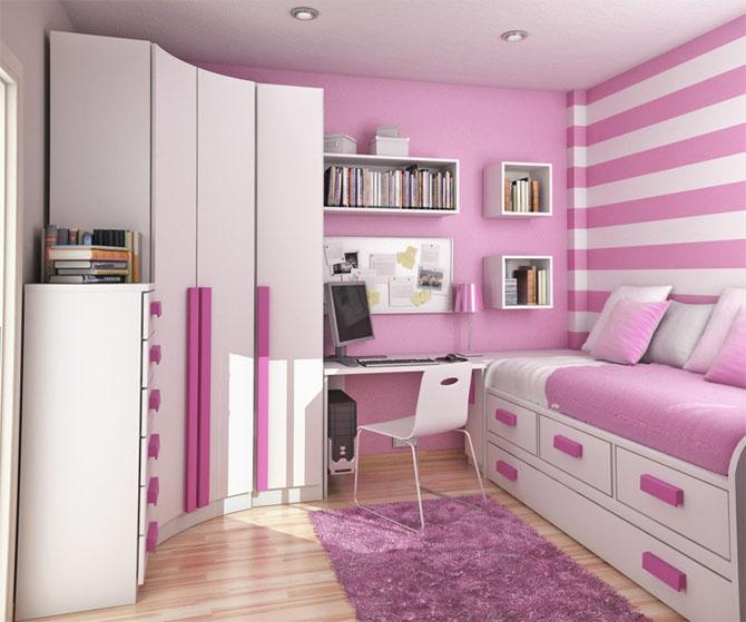 Teenage Bedroom Colors | | Interior Designing Ideas