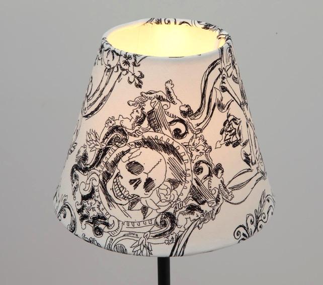 Skull inspired home dcor interior designing ideas skull inspired home dcor aloadofball Image collections