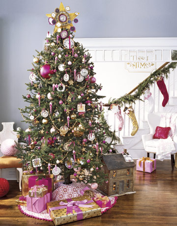 white christmas tree with teal blue color the white christmas have become rage in present times this decoration looks stunning and amazing - Pink And Gold Christmas Decorations