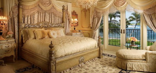 Traditional-Bedroom-Design-within-Romantic-Style