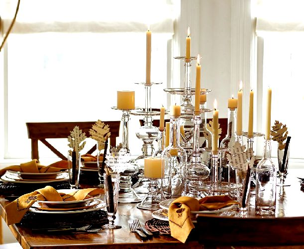 New Year Table Decor Plans Interior Designing Ideas