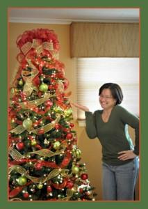 Christmas Tree Decoration Ideas Interior Designing Ideas