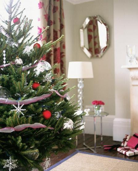 Christmas Tree Colour Schemes 2014: Colors For Christmas Decoration