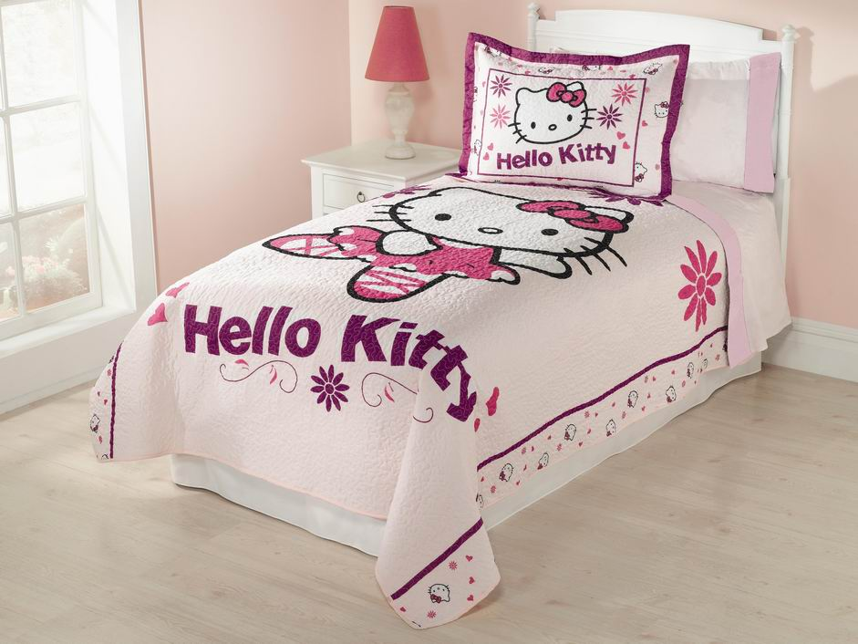 Hello-Kitty-Bedding-Set