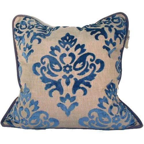 zoe-decorative-pillows-8500-blue-damask-chenille-square-pillow-clearance-priced--0