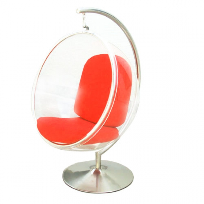Luxury-Eero-Aarnio-Bubble-Chair-Stand