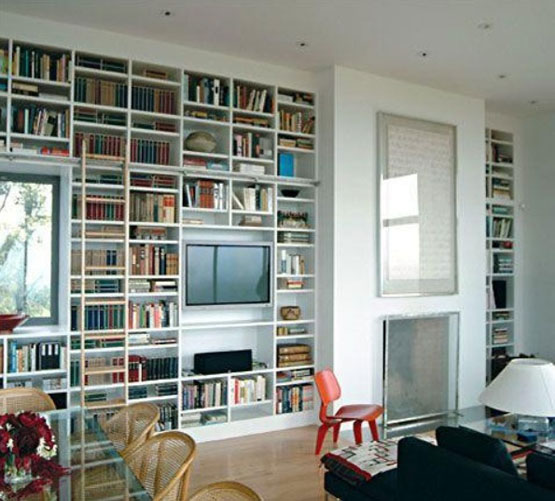 Placement Ideas For Flat TVs