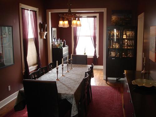 Victorian Dining Room (5)