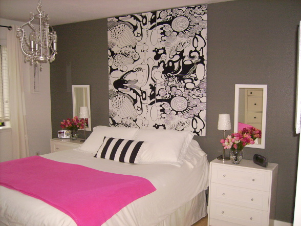pop art bedrooms