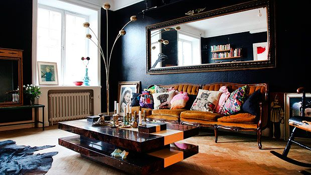 Black for Spring Interiors (3)