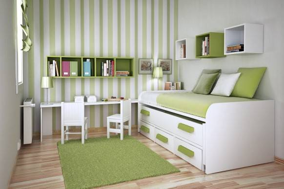 How To Make A Small Room Look Bigger easy ways to maximize a small bedroom space – interior designing ideas