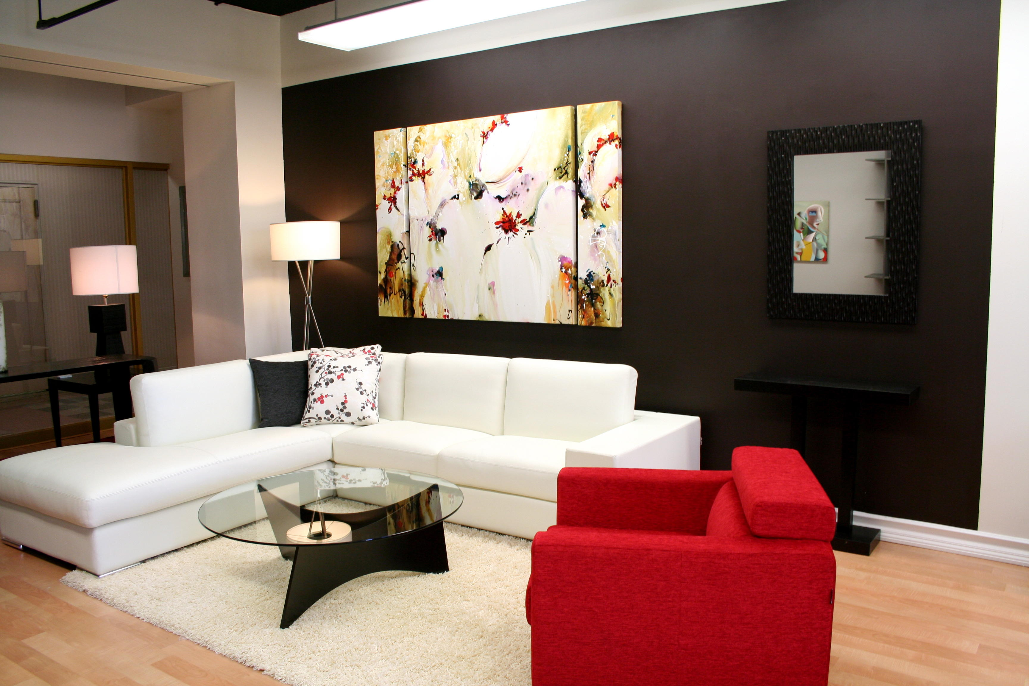 How To Dress Up Your Living Room On A Budget