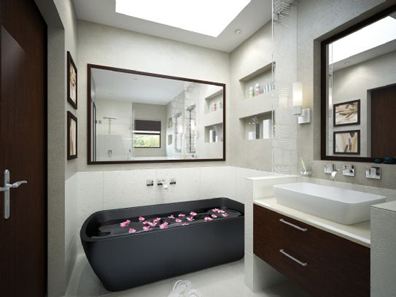 Small Bathroom Ideas (2)