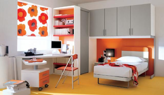 teenage contemporary bedrooms (1)
