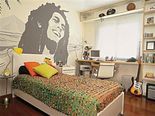teenage contemporary bedrooms (3)