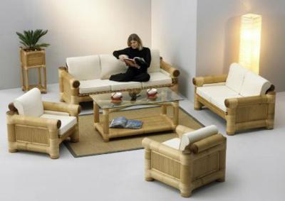 Bamboo sofa  (4)
