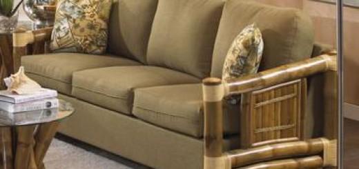 Bamboo sofa  (5)