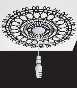 Ceiling_Rose_Wall_Sticker_Spiro_Design