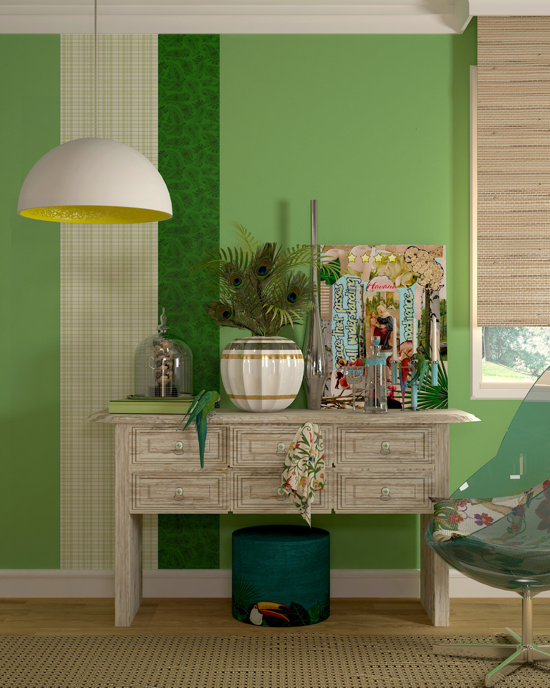 Wall Colors: Paint Colors To Make Your Room Look Big