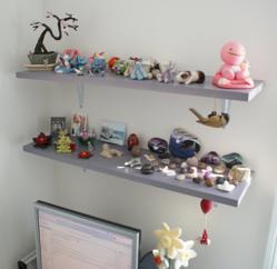 Travel Inspired Living Room (5)