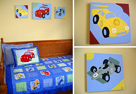 Wall art for children interior designing ideas for Kids room canvas