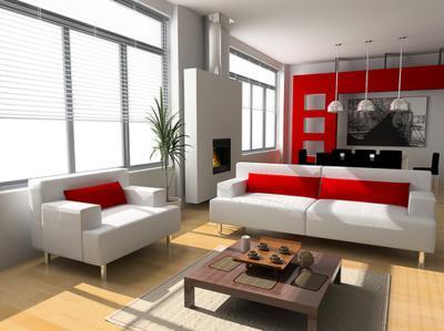modern minimalist living room (5)