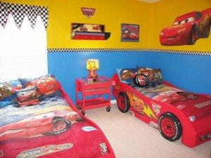 Kids-Car-Bed-Decorations-Theme-Ideas-for-Kids