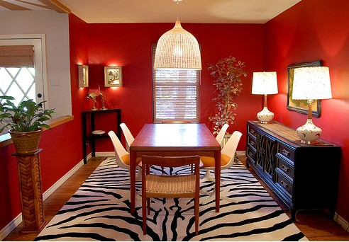 Red Dining Room Is It Worth