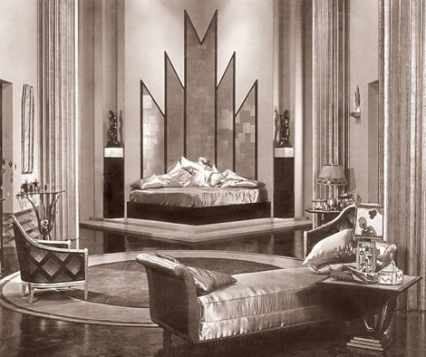 Gallery For Art Deco Bedroom Furniture Styles