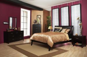 Natural bedroom colors