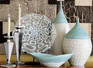 Using Accessories To Personalize The Interior Design  Contemporary-home-accessories-design