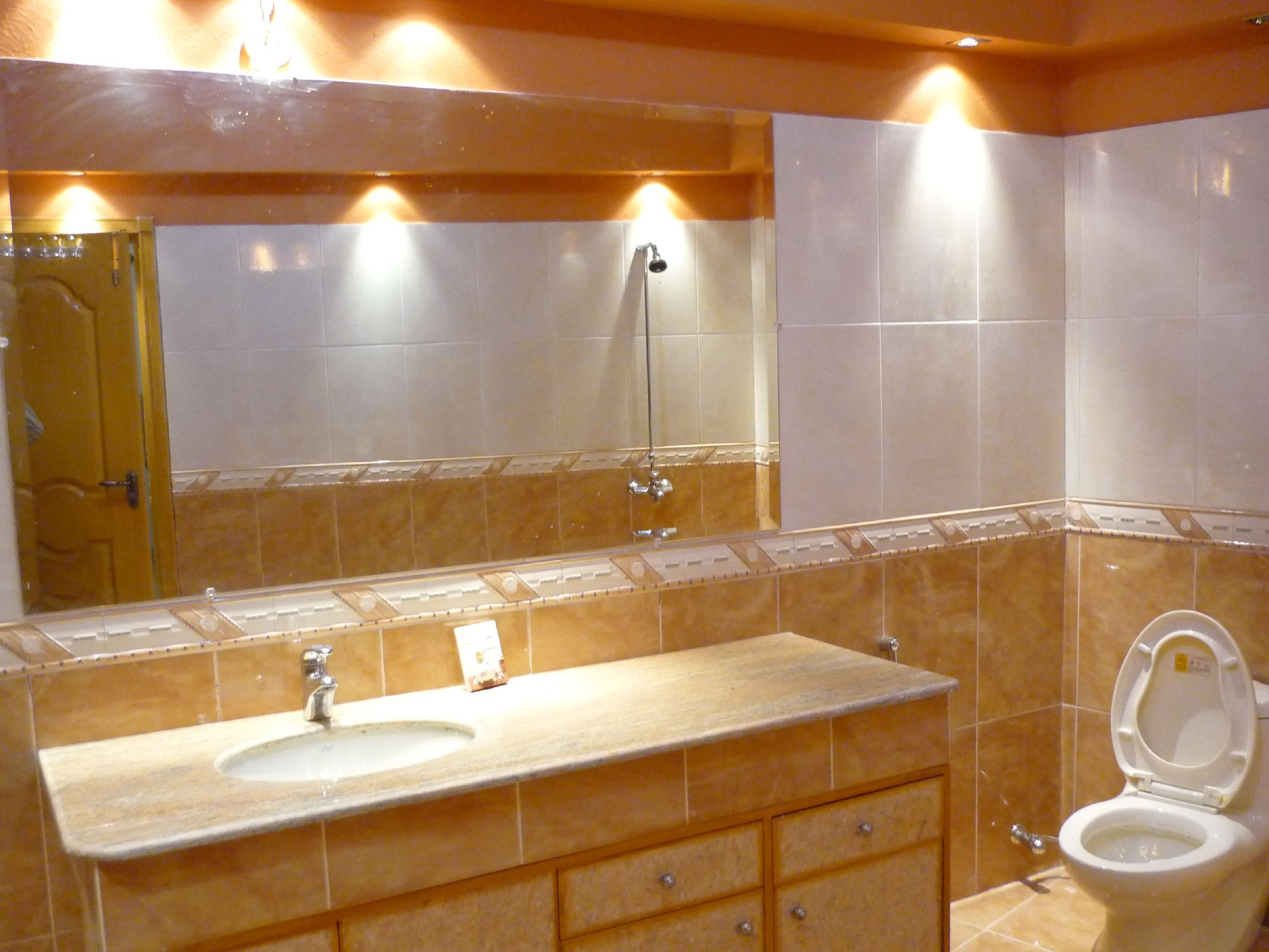 Awesome Ative Bathroom Wall Mirrors Crest - Home Design Ideas and ...