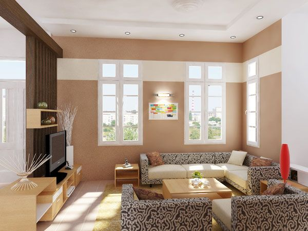 How to add punch to your living room – Interior Designing Ideas