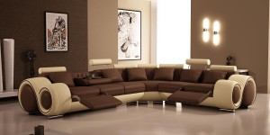 Cute-Modern-Recliner-Corner-Leather-Sofa-In-Living-Room